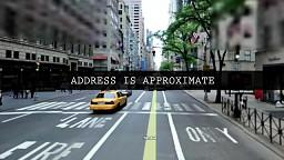 Stop motion z Google Street View