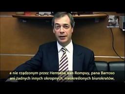 Nigel Farage: Tak zaczyna się dyktatura!