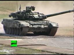 """T-90 - """"latające czołgi"""""""