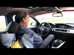BMW sterowane GPSem