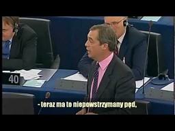 Nigel Farage - wielka ucieczka z Titanica