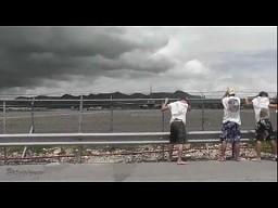 Najsłynniejsze lotnisko przy plaży