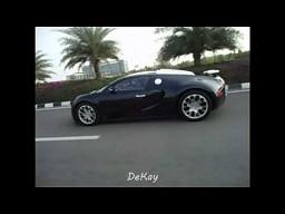 Jeden z minusów posiadania Bugatti Veyron