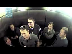 Ukryta kamera w windzie