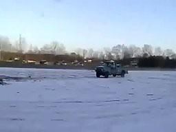 Skok ciężarówki