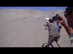 Robby Gordon, Hummer i pełen ogień