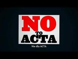 Nie dla ACTA