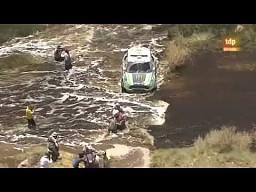 Wypadek na rajdzie Dakar 2012