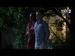 Ostra scena w M jak Miłość