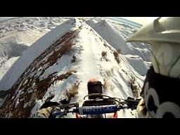 Motocyklem po górach