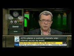 Manipulacje mediów w sprawie ACTA