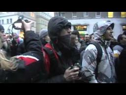 Protest przeciw ACTA - Warszawa