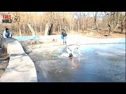 Skok na cienki lód