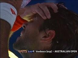 WATTS ZAP - Australian Open 2012