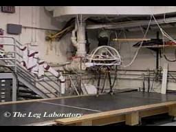 Roboty kroczące z lat 80' i 90'