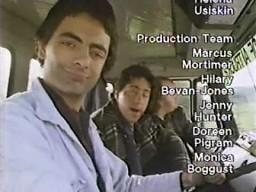 Rowan Atkinson - I Like Trucking