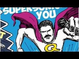 Piękna animacja do piosenki Queen - Don't stop me now