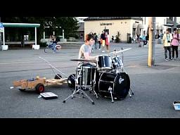 Baard Kolstad najlepszy perkusista w Norwegii