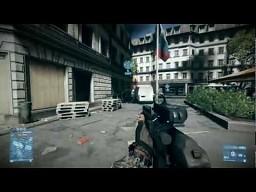 Battlefield 3 - Eksplorujemy bugi na metro