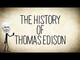 Skrócony życiorys Tomasa Edisona