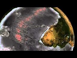 Wizualizacja dna oceanów