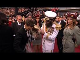 Sacha Baron Cohen na Oscarach 2012