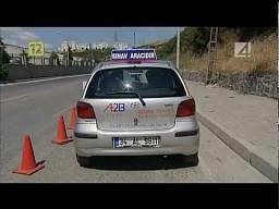 Prawo jazdy w Turcji