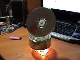 Domowej roboty silnik Stirlinga