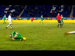 Boateng robi porządek na boisku