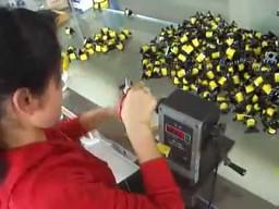 Chinka w pracy