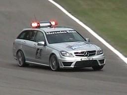 Samochód medyczny F1 na sezon 2012