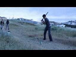 Bejsbolo-golf butelkowy