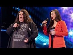 Charlotte & Jonathan - Britain's Got Talent 2012