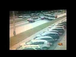 Szybka blokada drogowa