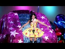 Katy Perry i cukierki