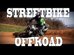 Offroad na streetbike'u