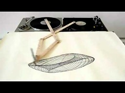 Rysujące gramofony