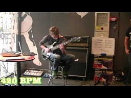 Najszybszy gitarzysta na świecie