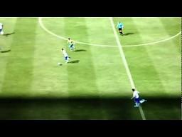 Niecodzienny gol w fifie