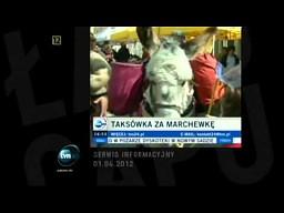 Łapu Capu - Prima Aprilis w TV