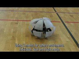 MorpHex - zmiennokształtny robot