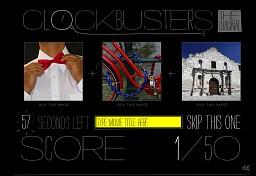 Clockbusters