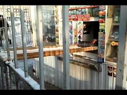 Kiosk w Rosji