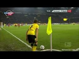Lewandowski ogrywa Bayern
