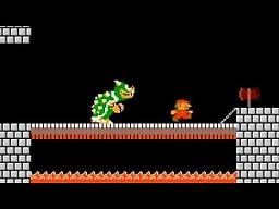 Mario wpada w szał