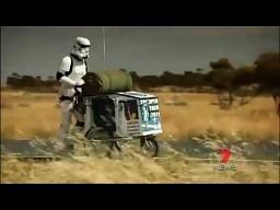 9 miesięcy w stroju Stormtroopera
