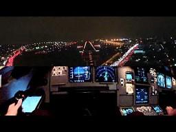 Uroki pilotowania samolotu pasażerskiego