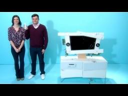 Uppleva - składamy telewizor z IKEA