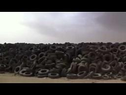 Ponad 7 milionów opon spalonych w Kuwejcie