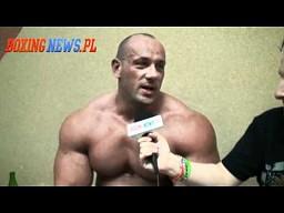 Wywiady po starciu Burneika vs Najman
